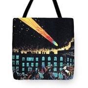 Halleys Comet, 1910 Tote Bag