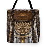 Hallowed Beauty Tote Bag