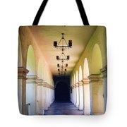 Hallowed Halls Tote Bag