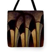 Hallowed Hills Tote Bag by Jill English