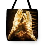 Halloween Fight Night Tote Bag