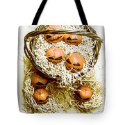 Halloween Food Decoration Tote Bag
