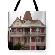 Halloween In Cape May Tote Bag
