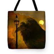 Halloween Is Over Tote Bag