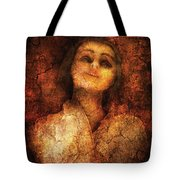 Halloween - Meet Ms Creepy Tote Bag