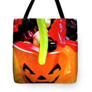 Halloween Party Details Tote Bag
