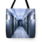Halls Of Mystery Tote Bag