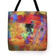 Hallucination 7976 Tote Bag