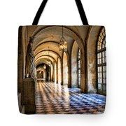 Hallway Versailles  Tote Bag