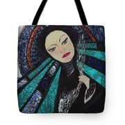 Halo Of The Soul Tote Bag