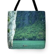 Halong Bay 01 Tote Bag