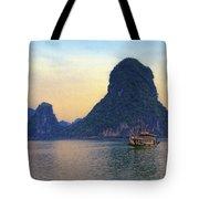 Halong Bay 5 Tote Bag