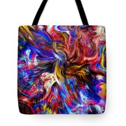 Halos And Passions. Tote Bag