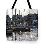 Halsingborg Marina 1 Tote Bag