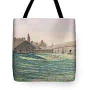 Halton Castle Tote Bag