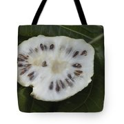 Halved Noni Fruit Tote Bag