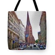 Hamburg Memories Tote Bag