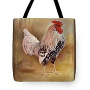 Hamburg Rooster Tote Bag