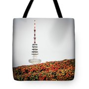 Hamburg - Tv Tower Tote Bag