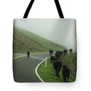 Hamburger Hill Tote Bag
