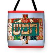 Hamesh Tote Bag