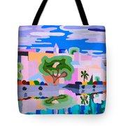 Hamilton Bermuda Tote Bag
