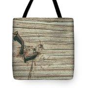 Hammered Tote Bag