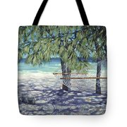 Hammock For Two Tote Bag by Danielle  Perry