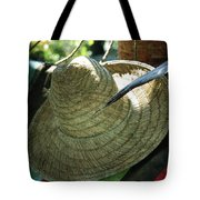 Hammock Greetings Tote Bag
