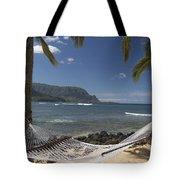 hammock in Paradise Tote Bag