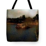 Hammonasset Sunset Tote Bag