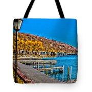 Hammondsport Waterfront Tote Bag