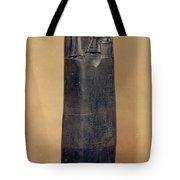 Hammurabis Code Tote Bag