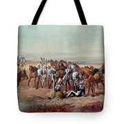 Hampshire Yeomanry Cavalry Tote Bag