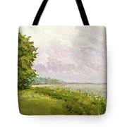 Hampton Bays Tote Bag
