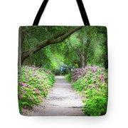 Hampton Park Path Tote Bag