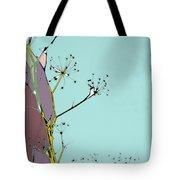 Hamptons Tiffany Tote Bag