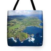 Hana Aerial Tote Bag