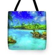 Hana Maui Tote Bag