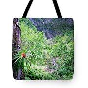 Hanakapiai Valley Tote Bag