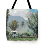 Hanalei Tower Tote Bag