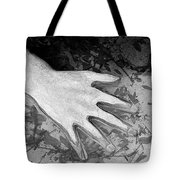 Hand Down Tote Bag