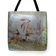 Hand Made By Zlata Tote Bag