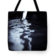 Hand Ripple Tote Bag