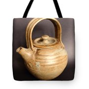 Hand Thrown Teapot Tote Bag