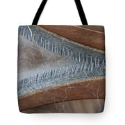 Hand Woolcarder Tote Bag by Wilma  Birdwell