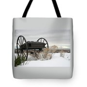 Handcart Monument Tote Bag