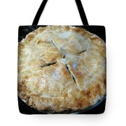 Handcrafted Apple Pie Tote Bag