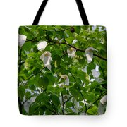 Handkerchief Tree Tote Bag