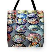 Handmade Delight Tote Bag
